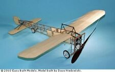 Bleriot XI #FF99 Easy Built Balsa Wood Model Airplane Kit Rubber Powered