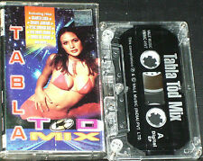 Tabla Tod Mix  Vol. 1 CASSETTE VALE MUSIC VMMC-HV7  inc. hits  11 tracks Indian