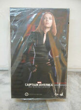 Captain America Winter Soldier Black Widow MMS239 MISB Cheapest Rare AFA Grade
