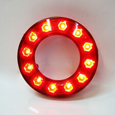 Smd Led Tail Light Rear Light Mix And Match Outer Ring 24v Truck Lorry Chassis
