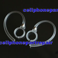 2pc clear Ear Hook earloop For Motorola Elite Flip HZ720 H19xt H17xt H525 HX550
