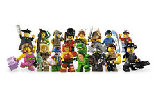 Lego 8805 Minifig Series 5 Set of 16 Minifigures Repacked Free Registered Mail