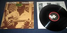 "J.B. Lenoir(willie dixon 12""LP ""Alabama Blues""  L+R Records German 1979"