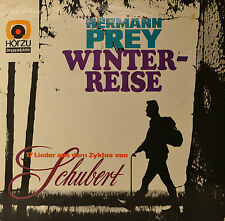 "HERMANN PREY - WINTERREISE  12""  LP (P72)"