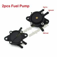 2x Vacuum Type Fuel Pump Pulse For Honda GX200 160 Clone Engine Briggs Go Kart