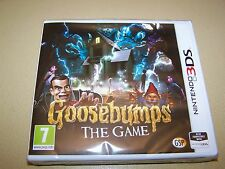 Goosebumps: the game 3DS ** nouveau & sealed **