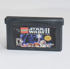Lego Star Wars II Original Trilogy, Gameboy Advance GBA Game, Great Cond 2  2052