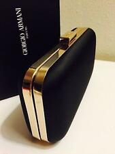 Giorgio Armani Parfums Women Cosmetic Makeup Clutch Case Purse Bag !