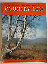 Country Life February 27 1964 The Golden Age of Foxhunting