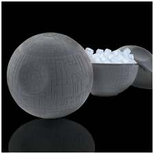 Star Wars Death Star Ice Cube Tray & Mould - OFFICIAL - 32 Cubes