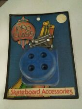 PRO CLASS SKATEBOARD ACCESSORI 1978-VECCHIO SCHOOL TAIL SAVER + CALCIO -NOI-VTG
