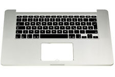 Apple Macbook Pro Retina 15 A1398 2012 Topcase Cover Gehäuse Tastatur Backlight