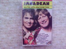 Jan & Dean All The Hits-One More Time! excellent cassette 1989