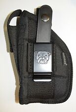 Side (OWB) holster For Ruger LC9 W/Laser