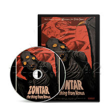 Zontar: The Thing from Venus (1966) Sci-Fi TV Movie on DVD