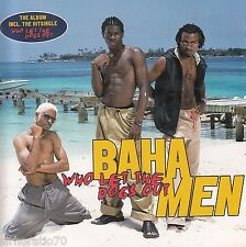 BAHA MEN Who Let The Dogs Out CD