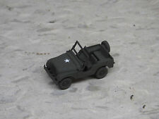 Roco Minitanks  Pro Painted 1/87 HO Scale WWII US M-38 A1 Willys Jeep  Lot #180A