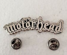 Lemmy Motorhead Pin Badge, Rock Heavy Metal, Biker, Hells Angels, Alchemy, Poker