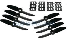 HQProp 3030 3x3 BLACK MultiRotor propeller (TOTAL 8PCS), FREE SHIPPING