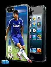 Diego COSTA 3D IPHONE 5 o 5S Custodia Rigida Ufficiale Chelsea Merce Nuova