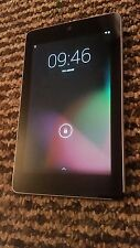 Asus Google Nexus 7 WiFi 1st Gen Compact Android Tablet Black fast dispatch!