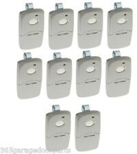 10PACK 3089 Linear Multi-Code Remote Multicode 308911 OEM MCS308911 300mhz 1BTN