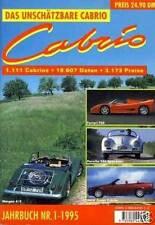 Cabrio 1111 resumen Datos Fakten Precios compra El cual gibt es CONSEJO rareza