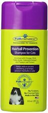 FURminator Hairball Control Shampoo 8.5-Ounce Hairball Prevention for Cats