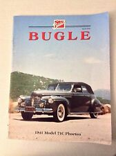 Buick Bugle Magazine 1941 Model 71C Phaeton April 2000 032017NONRH