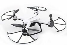 Large HD WiFi Camera Drone TT009 2.4Ghz 4CH 6-Axis RC Headless Quadcopter White
