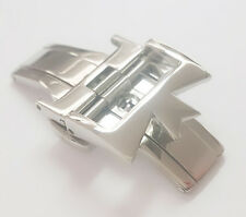20mm Deployment Deployant Clasp Buckle band For Vacheron Constantin Silver