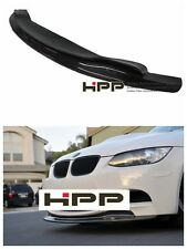 For BMW E92 E90 M3 Carbon Fiber Front Lip Spoiler GTS type