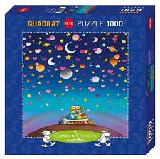 HEYE CARTOON CLASSICS PUZZLE MORDILLO: FIRMAMENT 1000 PCS #29800