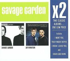 SAVAGE GARDEN - Savage Garden/Affirmation [Box] CD ** BRAND NEW/STILL SEALED **