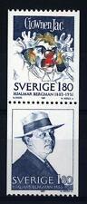 SWEDEN - SVEZIA - 1983 - 100° della nascita dello scrittore Hjalmar Bergman -