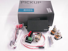 EMG ACTIVE HB BASS HUMBUCKER PICK-UP BLACK SOLDERLESS