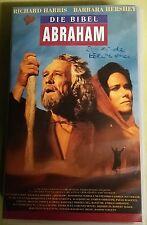 Die Biebel - Abraham - VHS Rarität !!