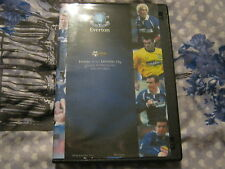 Everton Vs Leicester City - 10th Feb 2001 (VHS To Dvd)