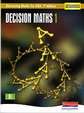 A Level Maths for AQA: Decision 1 - Good condition