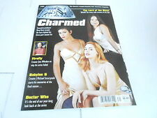#171 TV ZONE television magazine ( UNREAD) CHARMED