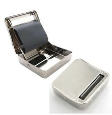 Automatic Cigarette Rolling Machine Tin Box Metal Case Cigarette Tobacco Rolling