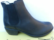 Fly London Make Chaussures Femme 40 Bottines Fourrées Chelsea Warm Boots Mel UK7