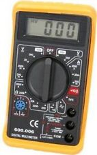 MERCURY 600.101 | DIGITAL MULTIMETER MULTITESTER AC DC Voltmetro Shockproof CORPO