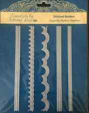 Tattered Lace STITCHED BORDERS 5 CUTTING DIES ETL126