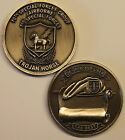 10th Special Forces Group Airborne Army Challenge Coin Sil_CCC