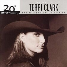 Clark, Terri 20th Century Masters: Millennium Collect CD
