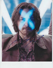 James McAvoy - X MEN DAYS OF FUTURE PAST - signed 8x10