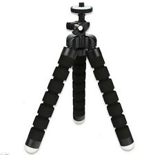 Small Universal Flexible Foam Octopus Mini Tripod Stand for Camera