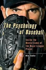 The Psychology of Baseball: Inside the Mental Game of the Major League-ExLibrary
