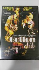 COTTON CLUB DVD RICHARD GERE NICOLAS CAGE FRANCIS FORD COPPOLA PRECINTADA NUEVA